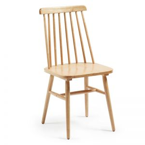 PRE-ORDER - November Arrival   Kristie Timber Chair   Natural