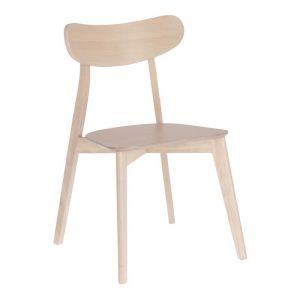 PRE-ORDER - November Arrival   Safina Chair   Oak