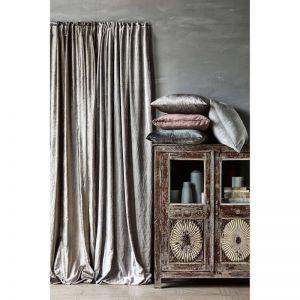 Precious Curtains | Silver Grey
