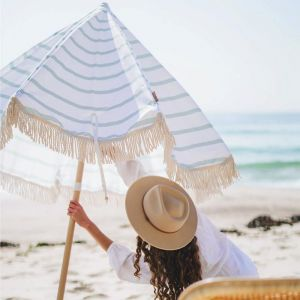 Premium Beach Umbrella - Coastlines