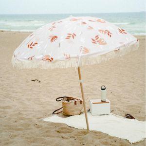 Premium Beach Umbrella - Fleur