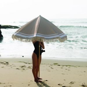 Premium Beach Umbrella - Franklin