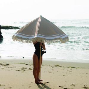 Premium Beach Umbrella - Franklin PRE-ORDER