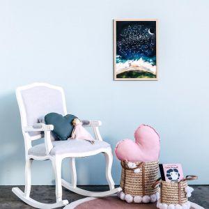 Preston Rocking Chair | Grey | By Rocking Baby