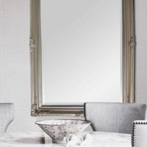 Princess Mirror | Silver