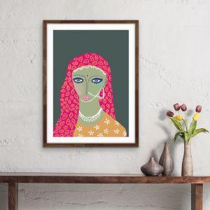 Priya | Fine Art Print