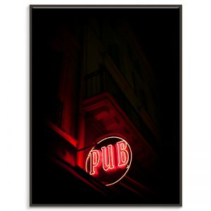 PUB | Canvas or print by Artist Lane