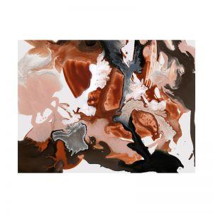 Pumpkin Spice II | Framed Art Print
