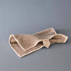 Pure Linen Face Washer by Scout House