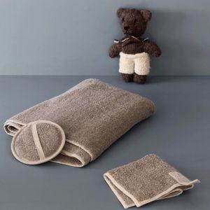 Pure Linen Terry Bath Towel