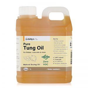 Pure Tung Oil 1L