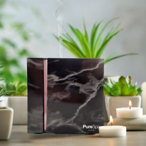 PureSpa Supreme Marble Grain Aroma Diffuser | Various Colours