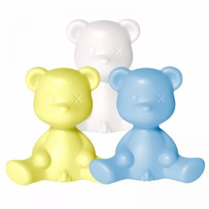 Qeeboo Teddy Boy Lamp with Cable