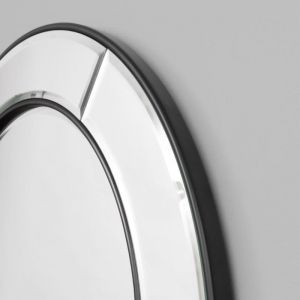 Quattro Round Mirror