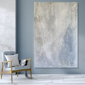 Quiet Abstract Series No.4 by Kathleen Rhee | Ltd Edition Canvas Print | Art Lovers Australia