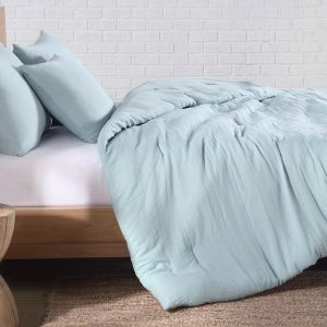 Quilt Cover Set King Bed | Sea Mist