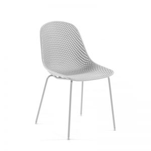Quinby Chair | White