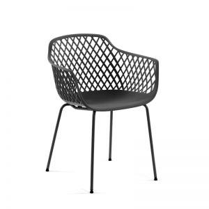Quinn Chair   Grey