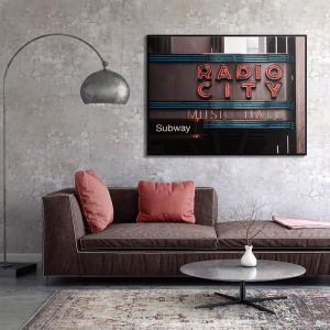 Radio City | Prints and Canvas by Photographers Lane