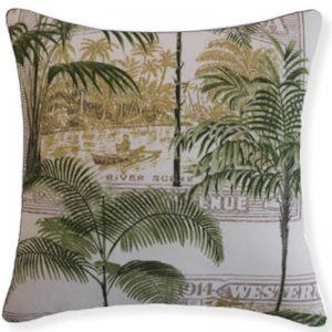 Raffles Outdoor / Indoor Cushion Cover