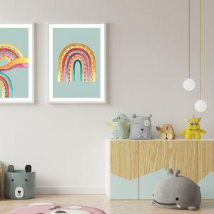 Rainbow Warrior In Sunset Haze Fine Art Print | by Pick a Pear | Framed