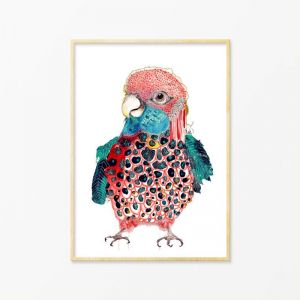 Ralph | Art Print by Grotti Lotti