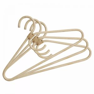 Rattan Hanger Adult | Set of 3 | by Black Mango