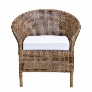 Rattan Plantation Chair