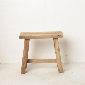 Razi Raw Mini Bench l Small