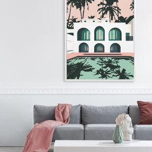 Real Housewives | Canvas Print