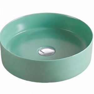 Reba Art Ceramic Basins | Tiffany Green