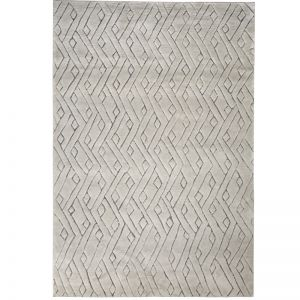 Rebel Weave Rug by Amigos de Hoy | Grey