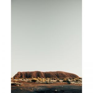 Red Centre | Limited Edition Framed Print | by Australian Photographer Trudy Pagden