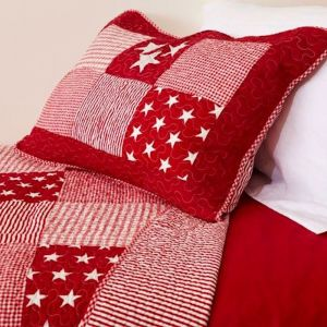 Red Lachlan | Single Quilt Set