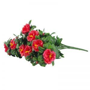Red Rose Bunch | UV Resistant | 45cm