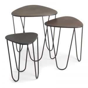 Regi A Nesting Side Tables   Set of 3