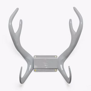 Reindeer Wall Mount Grey | Garden Glory