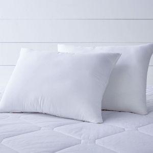 Renee Taylor 3-in-1 Adjustable Comfort Zip Pillows | Twin Pack