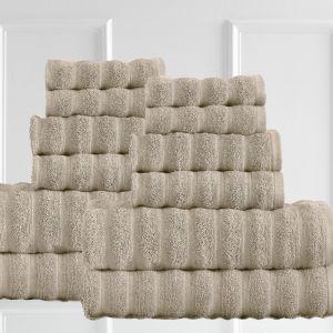 Renee Taylor Maison 600 GSM Egyptian Cotton 12 Piece Towel Pack | Various Colours