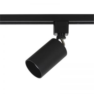Reno 1 Light Track Spotlight in Black | By Beacon Lighting
