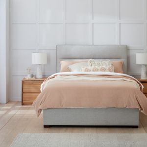 Reno Upholstered Bed Frame | Forty Winks