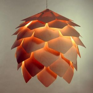 Replica Crimean Pinecone Pendant Lamp By Pavel Eekra