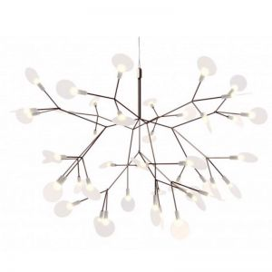 Replica Moooi Heracleum Suspension Light 72cm | Copper