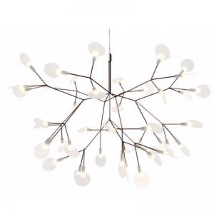 Replica Moooi Heracleum Suspension Light 76cm | Copper