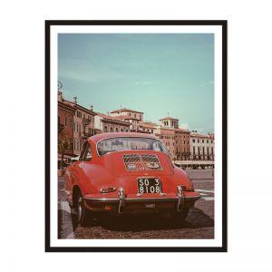 Retro Dreaming | Framed Print | Artefocus