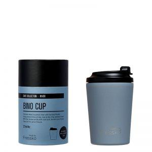 Reusable Cup | Bino Blue 227ml /8oz