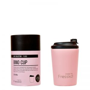 Reusable Cup | Bino Pink  227ml / 8oz