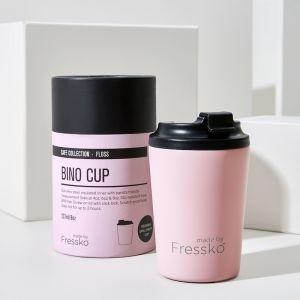 Reusable Cup | Bino Pink  227ml / 8oz