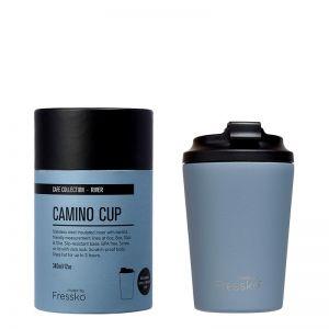 Reusable Cup | Camino Blue  340ml / 12oz