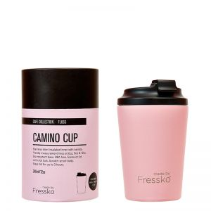 Reusable Cup | Camino Pink 340ml / 12oz